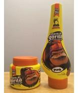 Moco De Gorila/Gorilla Snot Punk,Firm Hard Holding,Styling Hair Gel Jar.... - $10.99
