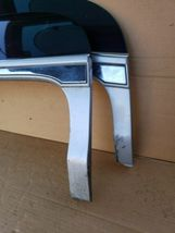 91-93 Cadillac Fleetwood 60 Special FWD Rear Wheel Well Fender Skirts Fillers image 3