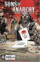 Sons of Anarchy TV Series Comic Book #17, Boom 2015 NEW UNREAD - $4.99