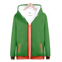 Hunter x Hunter Gon Freecss Anime Costume Zipper Hoodie Sweatshirt - $39.99
