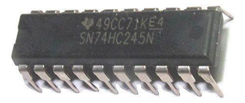 Texas Instruments SN74HC245N 74HC245 Octal Bus Transceivers With 3-State Outputs