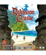 Portal Games Robinson Crusoe Adventures on the Cursed Island Board Game - $48.60