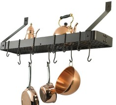 Pots and Pans Hanging Rack Wall Mount Kitchen S... - $72.25