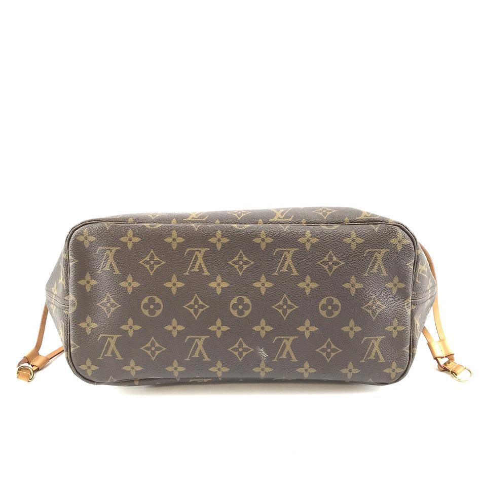 #33306 Louis Vuitton Neverfull Neo New Model Mm Tote Everyday Work Shoulder Bag image 4