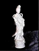 HOMCO Porcelain QUAN YIN GODDESS FIGURINE #1426AA18-1216Vintage image 5