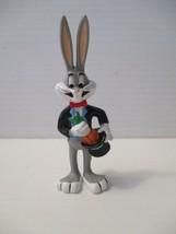 "Vintage Bugs Bunny Figure Warner Brothers Magician  3 3/4"" Standing Appl... - $3.95"