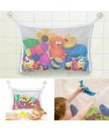 Baby Bath Bathtub Toy Mesh Net Storage Bag Organizer Holder Bathroom Fre... - $9.70