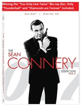 007: The Sean Connery Collection, Vol. 2 [Blu-ray]