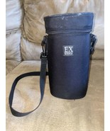 Sigma EX Padded Lens Case Bag With Strap Protective Cover Zoom 70-200mm ... - $34.65