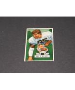 Cleveland Brown Football card..1951 Alex Agasse #111 - $54.00