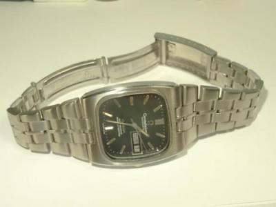 70s Omega Constellation 168.0060 Cal. 1021 23J Auto Day Date Chronometer Watch