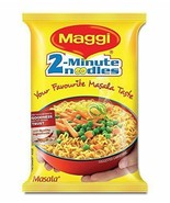 Maggi 2-Minutes Noodles Masala, 70g X 6 pack from fresh stock with free ... - $15.73