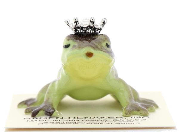 Birthstone frog prince kissing13