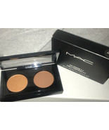 MAC Marche Aux Puces eye shadow duo - Vintage - NEW IN BOX - $72.96