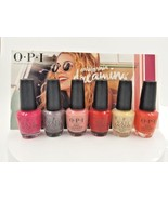 OPI ~*California Dreaming* Summer 2017 Collection~ 6 kinds 1 set!!!! - $44.54