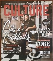 Cosmopolitan's Barbershop  in Culture Las Vegas Weekly Magazine insert M... - $4.95
