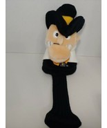 Wake Forest University Demon Deacon mascot golf club head cover plush WFU - $19.79