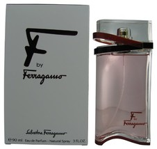 F by Salvatore Ferragamo 90ml 3.0oz EDP Spray - $36.92