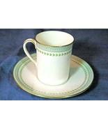 Royal Doulton Berkshire Demitasse Cup And Saucer Set #1021 - $14.39
