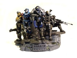 NEW Halo Reach Legendary Edition Noble Team Statue - Limited Collectors ... - $144.94