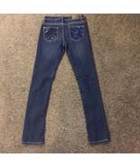 Girl's Sequin Vigoss Skinny Jeans Sz 14 Gently Used  - $5.00
