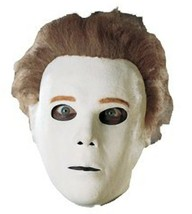 DELUXE ADULT LICENSED LATEX MICHAEL MYERS MASK W/HAIR - $37.04