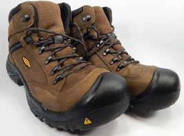 Keen Braddock Mid AL Size 11.5 M EU 45 Men's Slip Resistant Steel Toe Work Boots