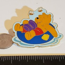Disney Pin Inner Tube Series with Winnie the Pooh DLR and WDW innertube ... - $22.24