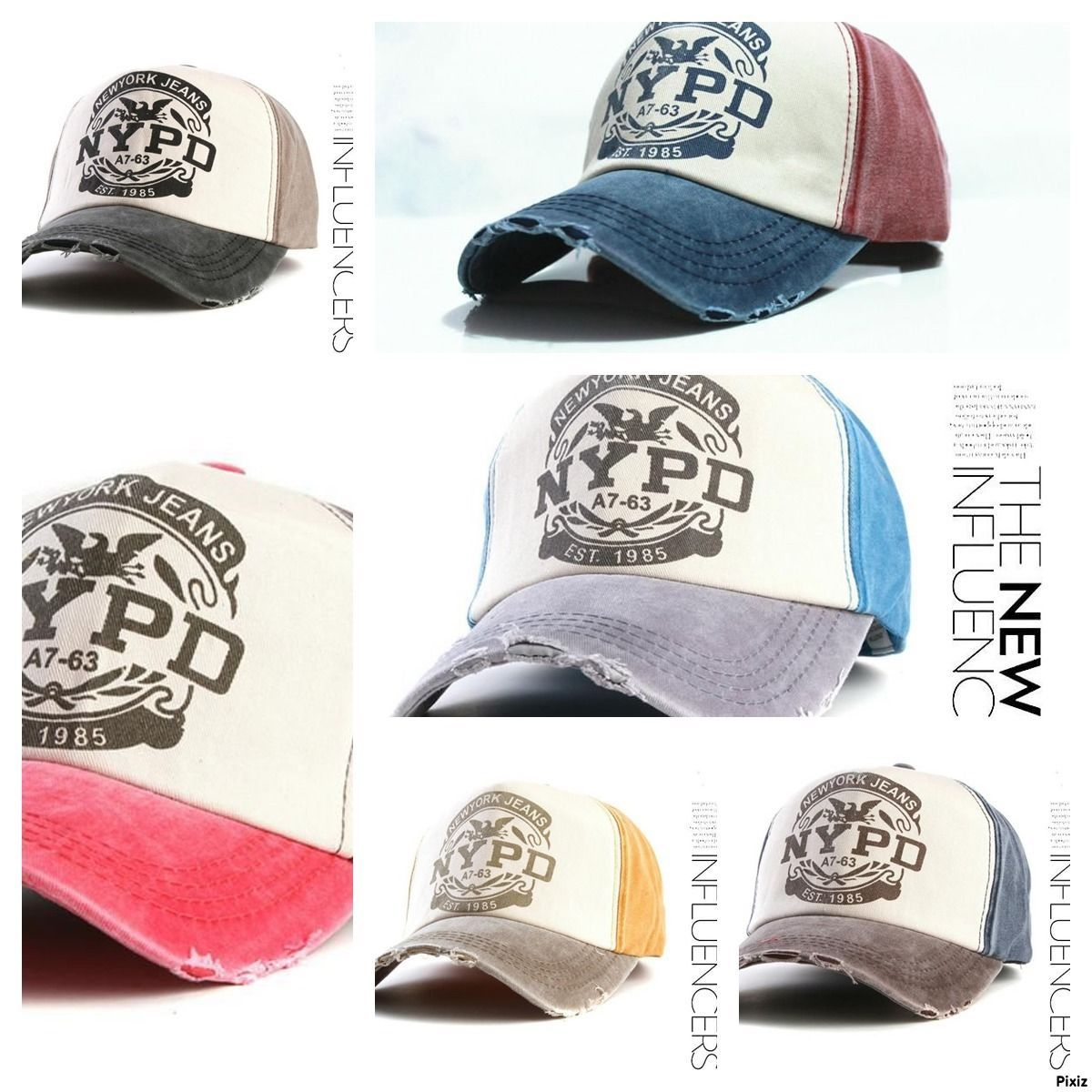best sneakers b542b 82035 New York Jeans NYPD Baseball Cap Unisex and 50 similar items. S l1600