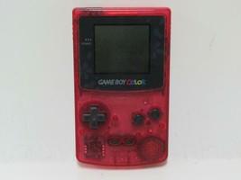 Game Boy Color Sakura Taisen Limited Ver. Console Pink Japan Nintendo Bo... - $166.11