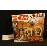 LEGO Star Wars Disney 75205 Mos Eisley Cantina 376 pieces building block... - $74.09