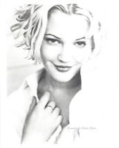 Drew Barrymore Sexy Tease 8x10 Photo - $9.99