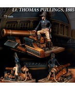 Assembly Scale 1/24 75mm THOMAS PULLINGS 1805 year standing Historical R... - $38.00