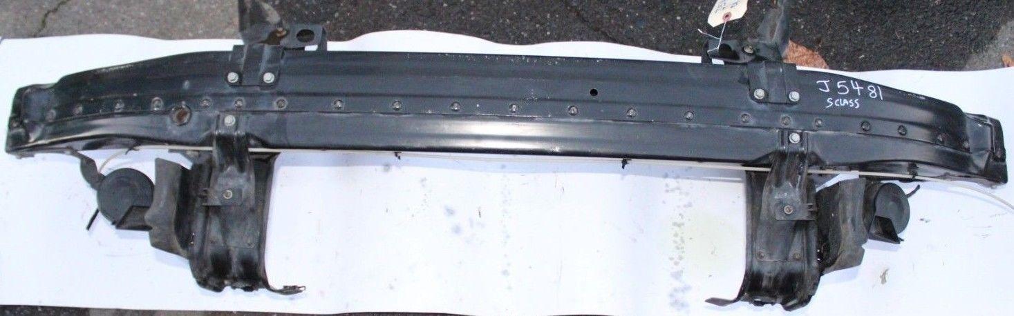 MERCEDES-BENZ W220 S430 S500 REAR REINFORCEMENT BUMPER SUPPORT BAR 2000-2006