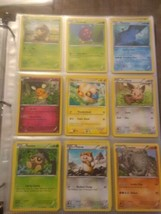 113 Mixed lot Pokemon Card Basic, Common, Uncommon, Holo, Reverse holo - $111.87