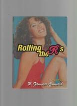 Rolling the R's - R. Zamora Linmark - SC - 2001 - Kaya - 1-885030-03-7. - $1.47