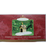 Hallmark Keepsake Ornament Snoopy Christmas (2000) Woodstock Doghouse Ne... - $22.99
