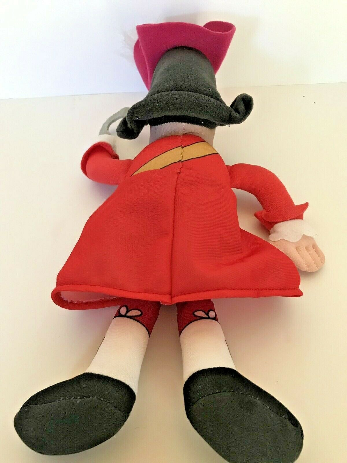 Disney Captain Hook Talking plush doll Jake Neverland Pirates Fisher Price 2011