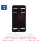 Wireless Laser Projection Keyboard With Mouse - $102.71 CAD