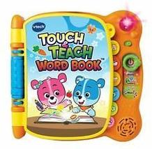 VTech Touch & Teach Word Interactive Book - $49.97