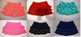 Toughskins Infant Toddler Girls Skorts/Skirts  12M,18M,24M, 2T, 3T, 4T - $7.27+