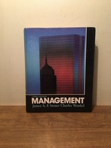 Management by James A.F. Stoner 3rd Edition HC,1986 Text Book - $13.85