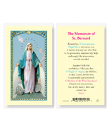 Our Lady of Grace Blessed Virgin Mother Laminated Prayer Holy Card 25-Pk - $24.99