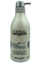 L'Oreal Professional  Serie Expert Paris Vital Control Shampoo 16.9 oz - $11.12