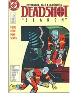 (CB-15) 1988 DC Comic Book: Deadshot #2 - $20.00