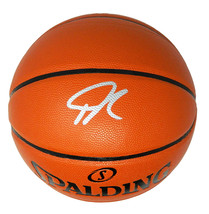 GIANNIS ANTETOKOUNMPO Signed Spalding NBA Game Series Basketball - SCHWARTZ - $444.51
