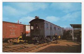 Baltimore & Ohio Railroad Train 50 Pioneer Diesel Electric postcard - $5.45