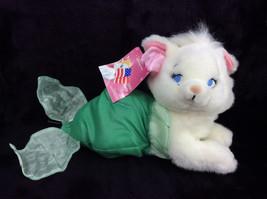 """Disney Store Ariel Marie Cat Aristocats Mermaid Rare Plush 10"""" Stuffed  NEW - $62.81"""