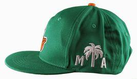 Cousins Miami Cool Pelican Fisherman Captain Palm Tree Snapback Baseball Hat NWT image 4