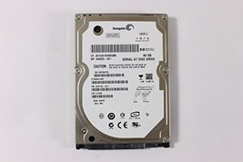 "HP 446855-001 ST980814AS 2.5"" SATA 80GB 5400 Seagate Laptop Hard Drive Precision"
